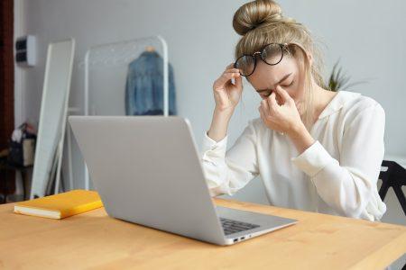 Sindromul privitului la calculator (Computer vision syndrome)